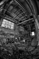5934, old AMCOR papermill. by thespook