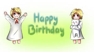 Happy Birthday Amewican !