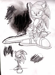 Sonic and the Black Knight 1 by BallTongueKoRN
