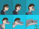 Percy Jackson... the dolphin