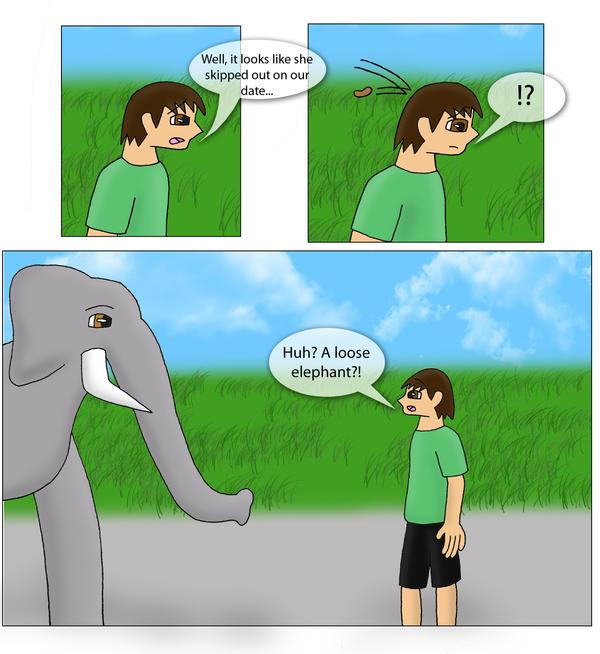 Elephant tf tg cartoon