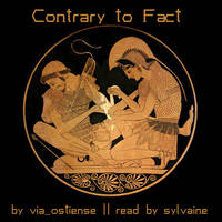Contrary To Fact Cover by thriceandonce
