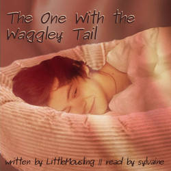 the one with the waggley tail Cover