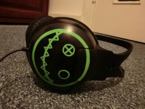 Fun Ghoul Headphones
