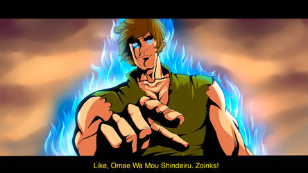 Ultra Instinct Shaggy by DrAltruist
