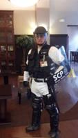 SCP Guard 'Babysitter' GenCon2014