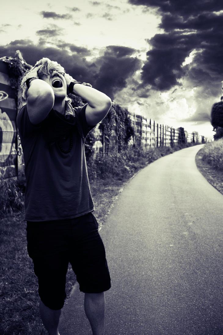 SCREAAAAAM by Matt-Insane