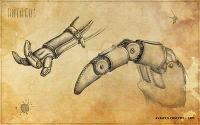 Project Antaeus - Concept