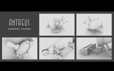 Project Antaeus - Test Render