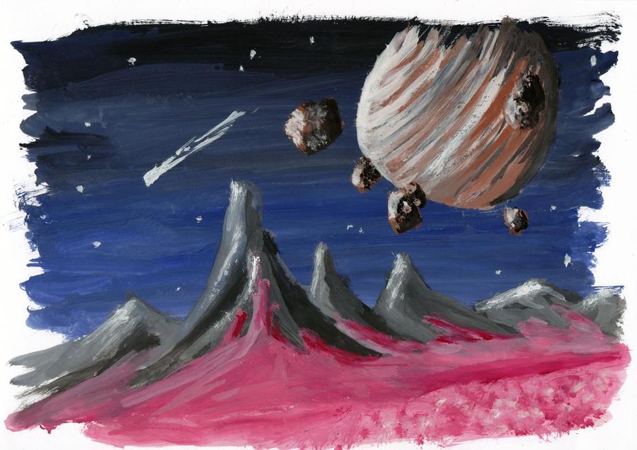 39 - Pink plains by KingOfRocket