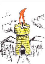 41 - Wax castle