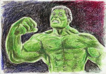 Hulk by KingOfRocket