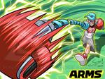 20170113 - Spring Man - Arms
