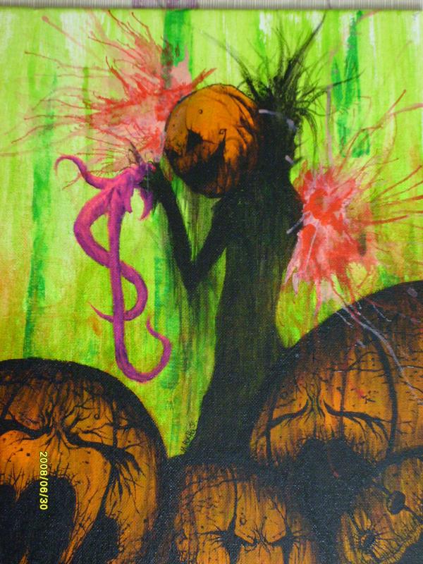 HALLOWEEN by ZOMBi-StAR