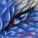Perfy Dragon Eye by Dark-Saron