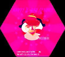 Happy Birthday Ceane! by ABSWillowFan