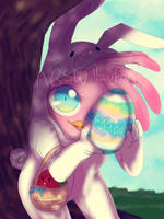 Happy Easter! by ABSWillowFan