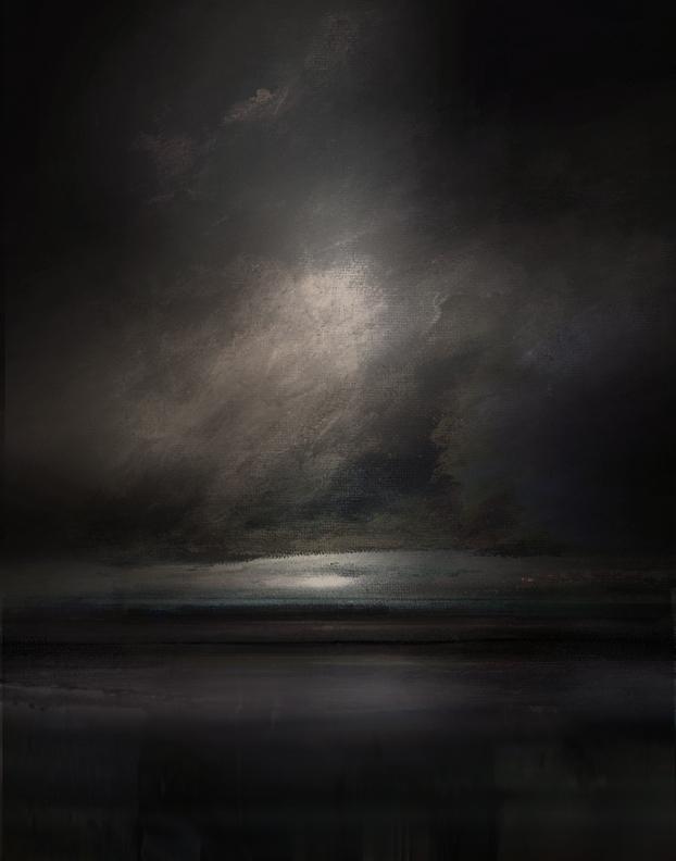 Night Horizon by Senecal