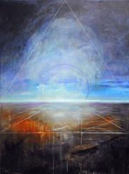 Toward the Amethyst Horizon by Senecal
