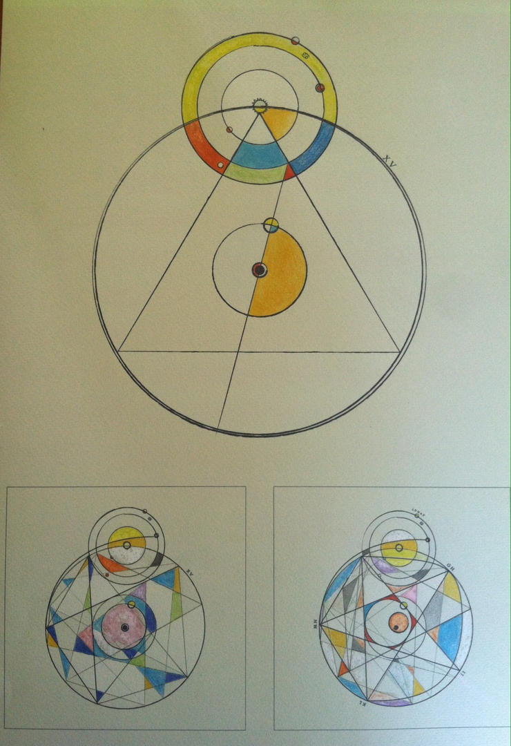 Orbital Diagram (072715-with color) by Senecal