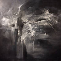 Sky Storm Sea by Senecal