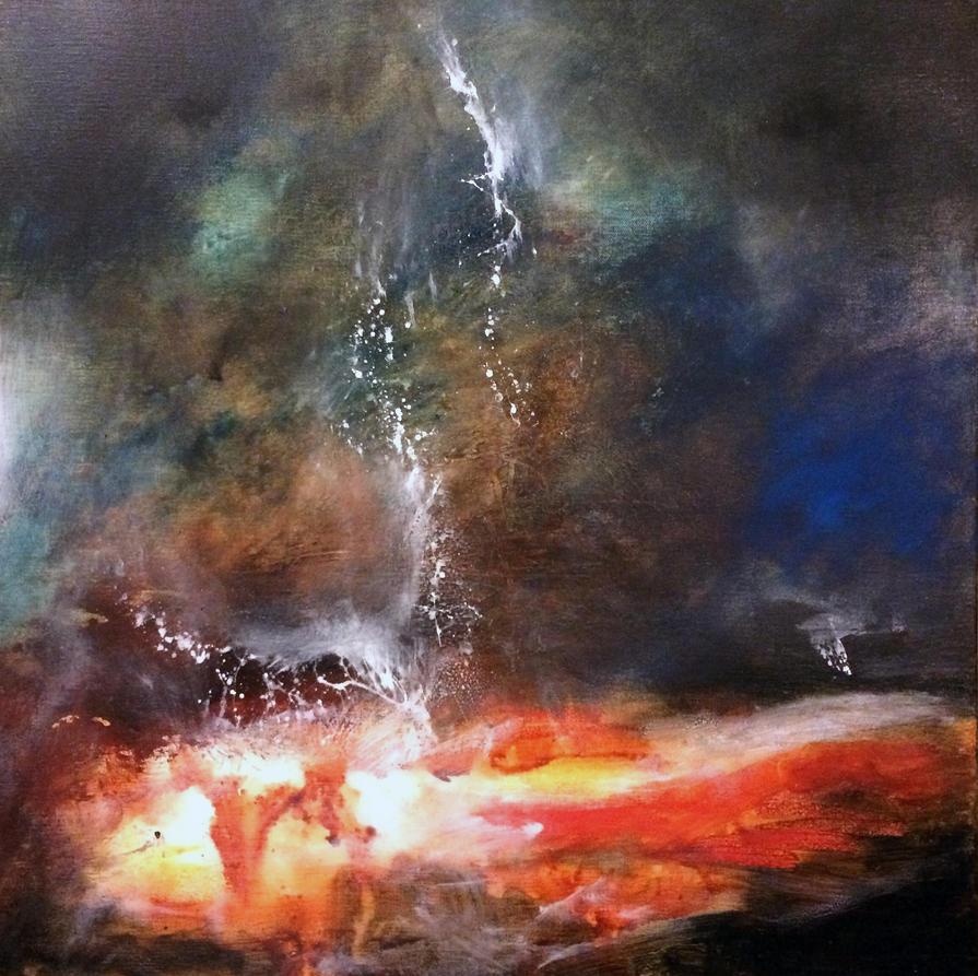 Eruptive by Senecal