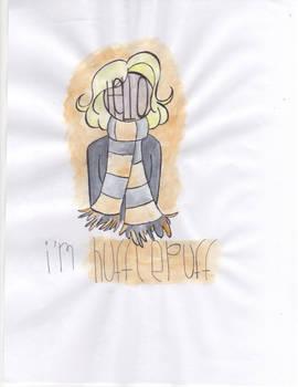 Hello I'm Hufflepuff (colour)