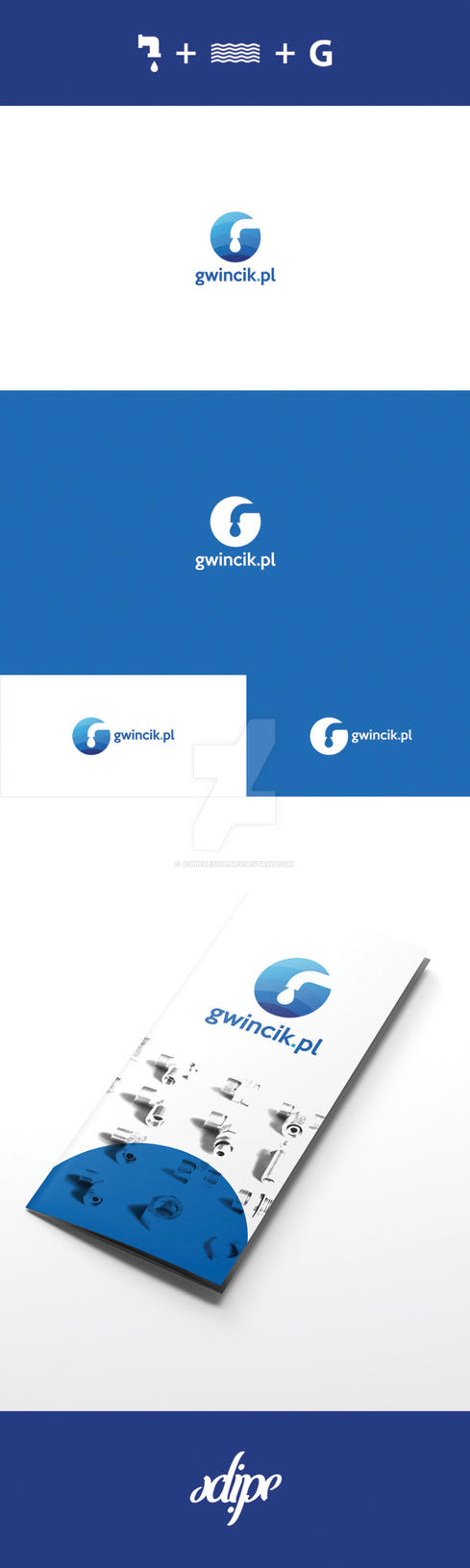 Gwincik.pl by adipeDesign