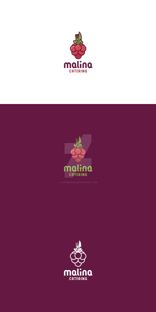 Malinacatering by adipeDesign