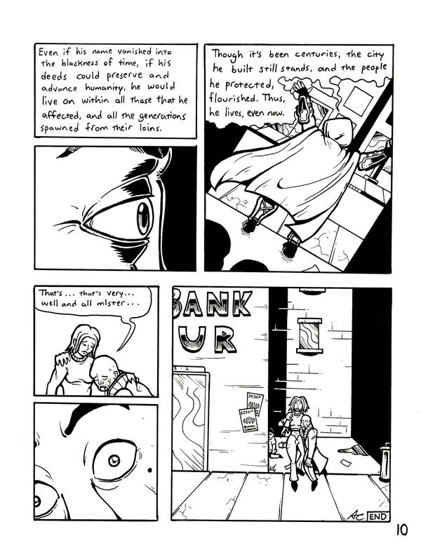 GILGAMESH pg10 by Masteronin