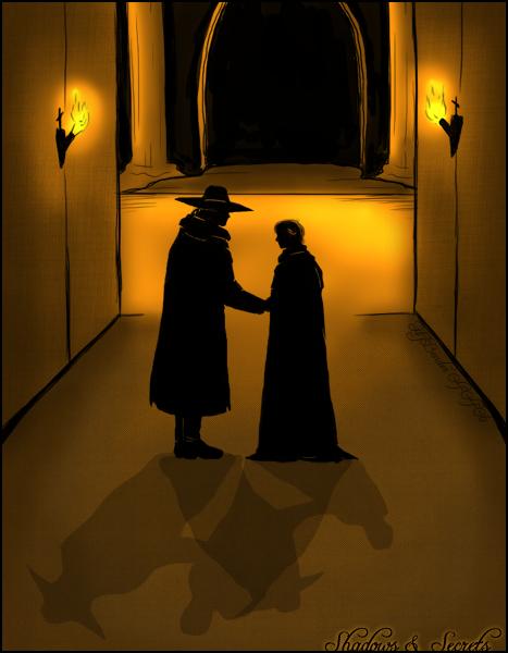 Shadows, Secrets by Halobender by van-helsing-freaks