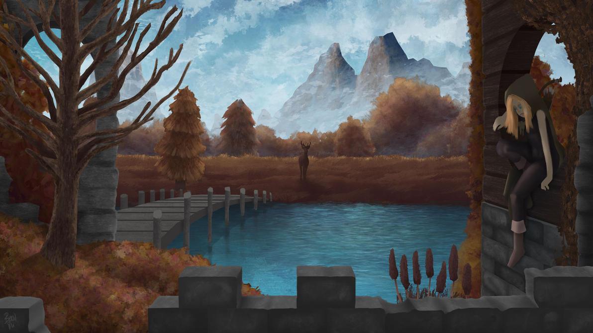 Journey by Basilbu