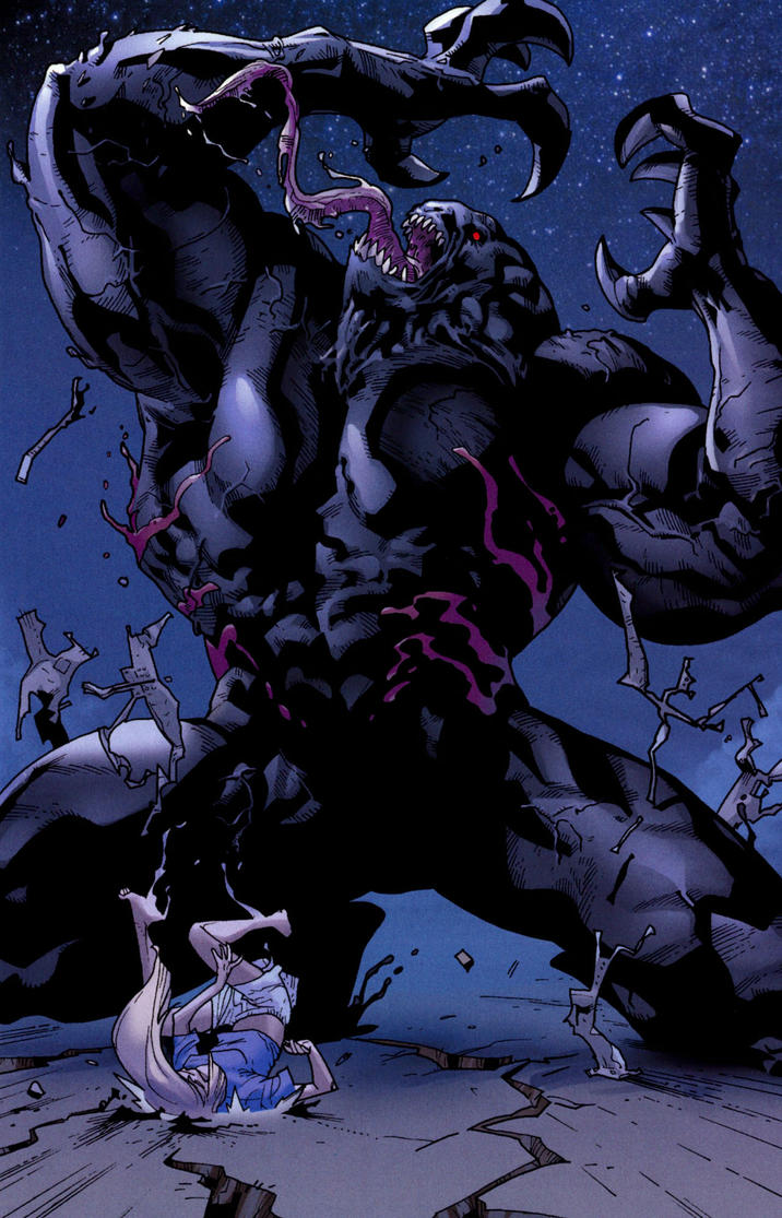 Ultimate Venom by luca9976 on DeviantArt