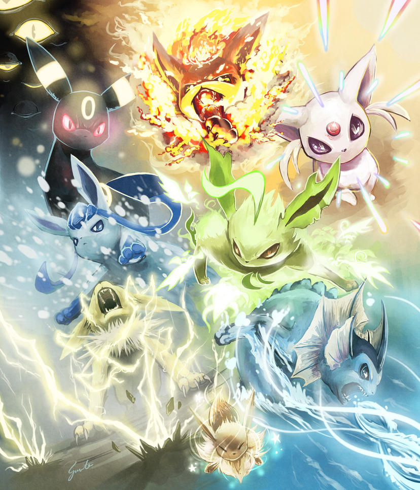 Pokemon Shiny Umbreon Wallpaper - WallpaperSafari