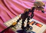 Lego Dracosaur moc
