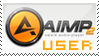AIMP stamp by Willis-XIII