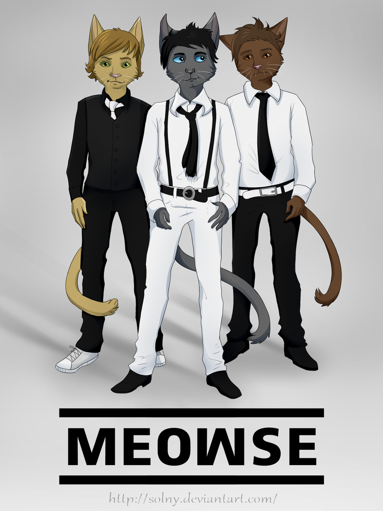 Meowse by Solny