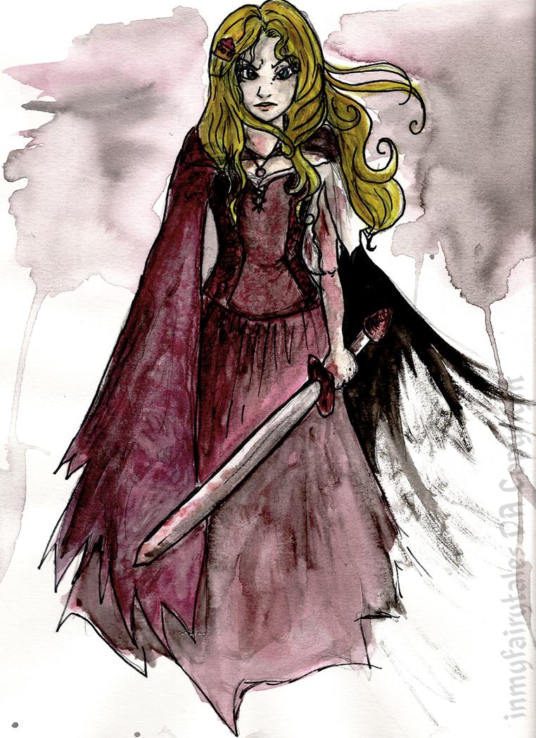 Emma Swan - Fantasy World Version by inmyfairytales