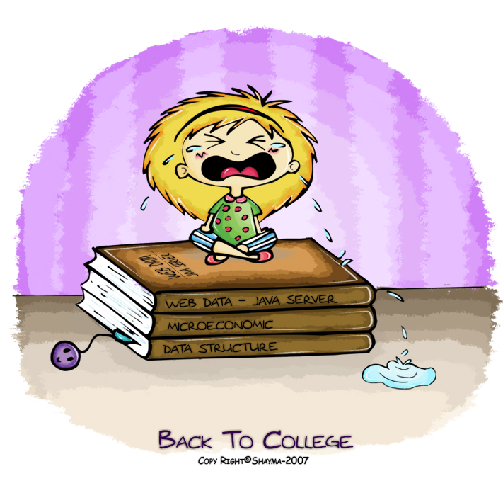 Back To College by S-h-a-y-m-a on DeviantArt