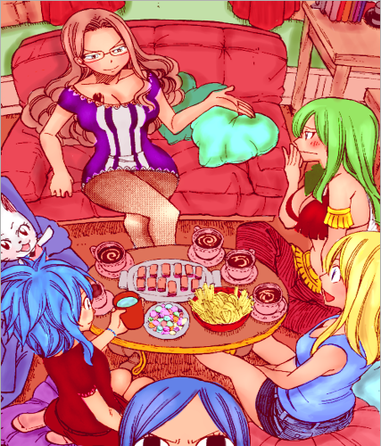 Girl Talk by JinxJayJess