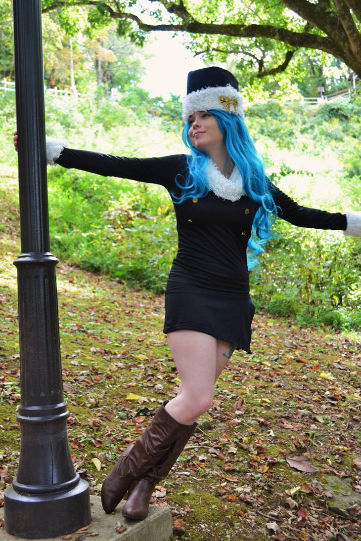 Juvia Lockser by JinxJayJess