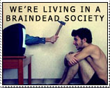 braindead society stamp by Infernal-Feline
