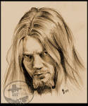 Marco Hietala portrait by Infernal-Feline