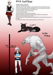 Nyla Sheet by Infernal-Feline
