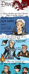 Dragon Age Meme by Infernal-Feline