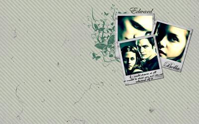 Twilight... Bella and Edward