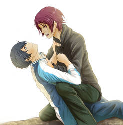 Rin and Haru