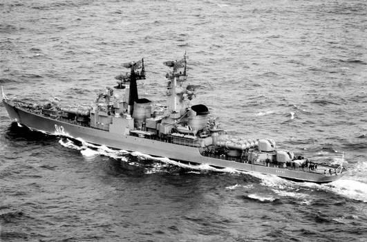 Soviet Cruiser Varyag  (1963)