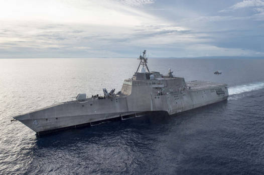 USS Coronado (LCS-4)