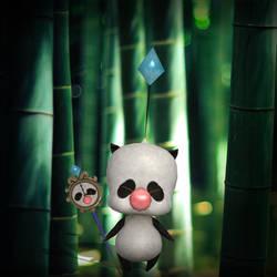 Panda Moogle